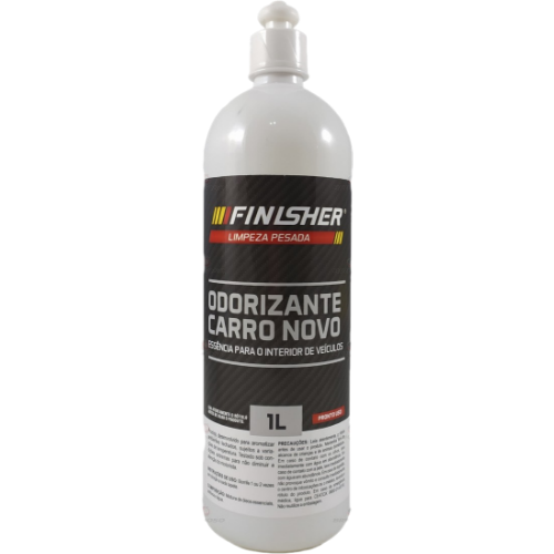Odorizante Carro Novo 1L - Finisher