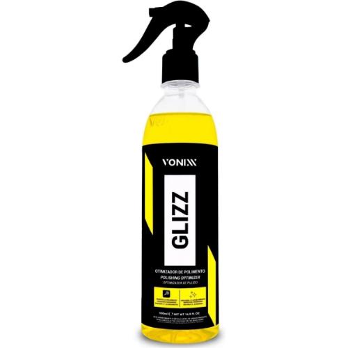 Otimizador Para Polimento Glizz 500ml Vonixx