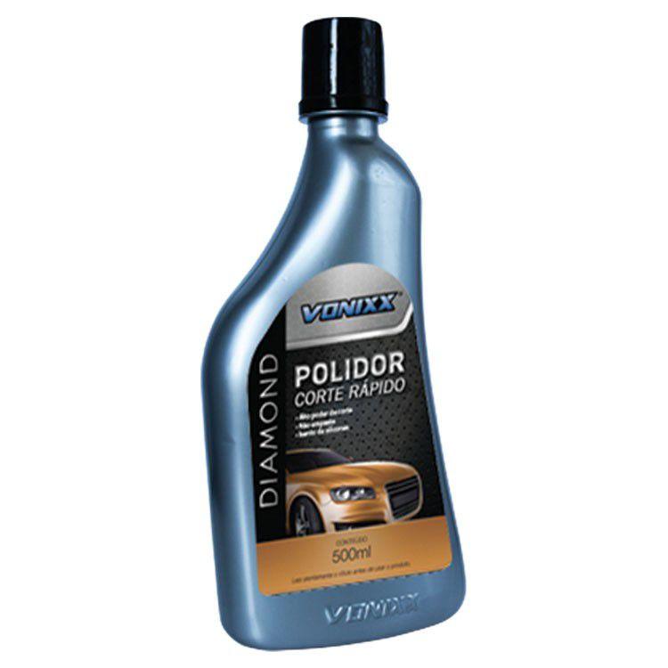 Polidor corte rápido 500 ml - Vonixx