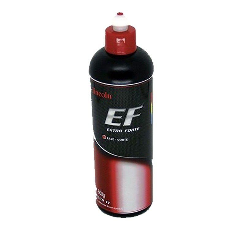 Polidor de corte Extra Forte EF 500g - Lincoln