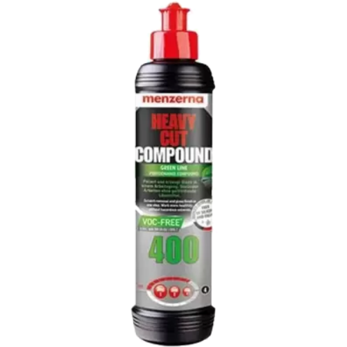 Polidor de Corte Heavy Cut 400 Green Line 250ml Menzerna