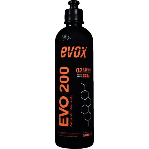 Polidor de Refino Evo 200 500ml Evox