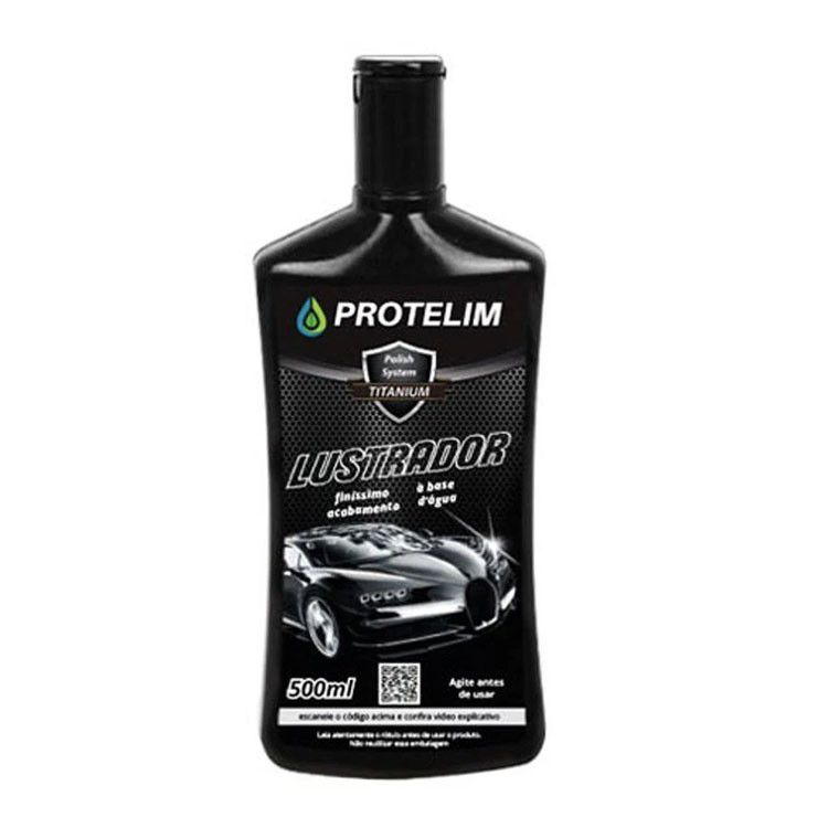 Polidor Lustrador 500 ml - Protelim