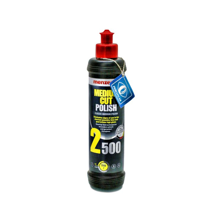 Polidor Medium Cut Polish 2500 250ml - Menzerna