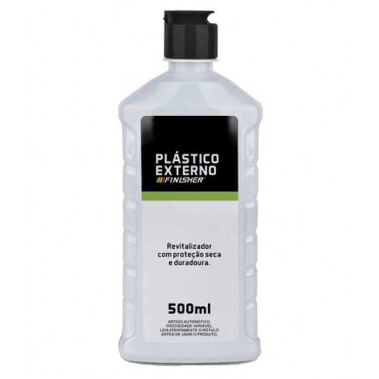 Protetor de plásticos externos 500 ml Finisher