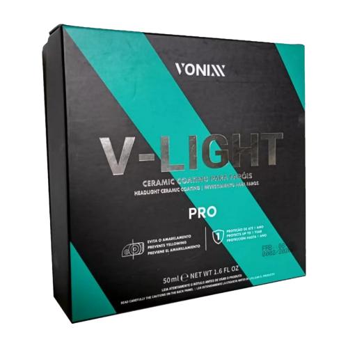 Revestimento p/ faróis V-Light Pro 50ml - Vonixx