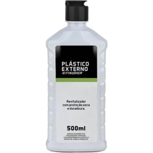 Revitalizador de Plásticos Plástico Externo 500g Finisher
