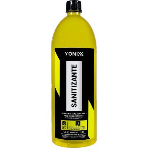 Sanitizante Finalizador 1,5L 4 em 1 Vonixx