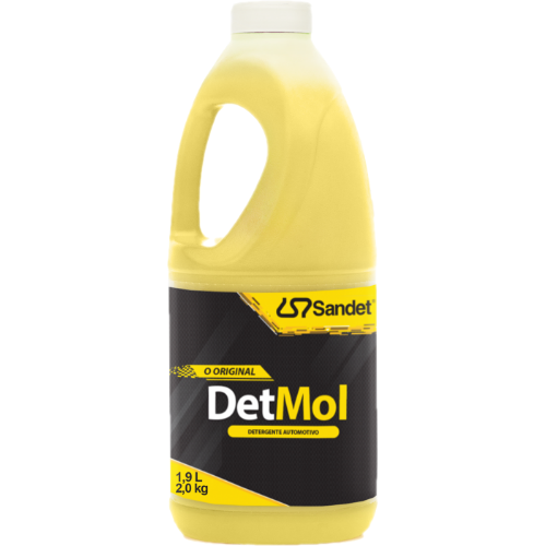 Shampoo Det Mol 1,9L Sandet