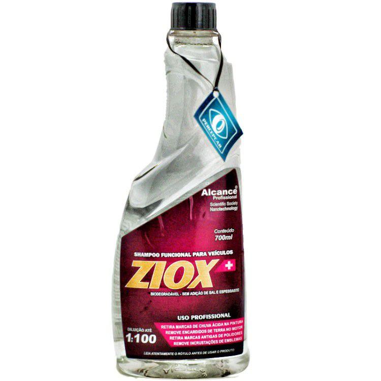 Shampoo funcional Ziox 700ml - Alcance