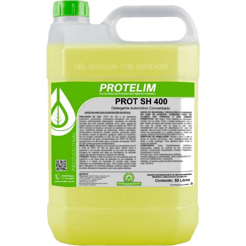 Shampoo Prot SH 400 5L Protelim