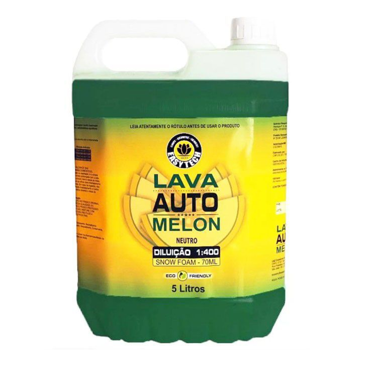 Shampoo Super Concentrado Melon 5l - Easytech