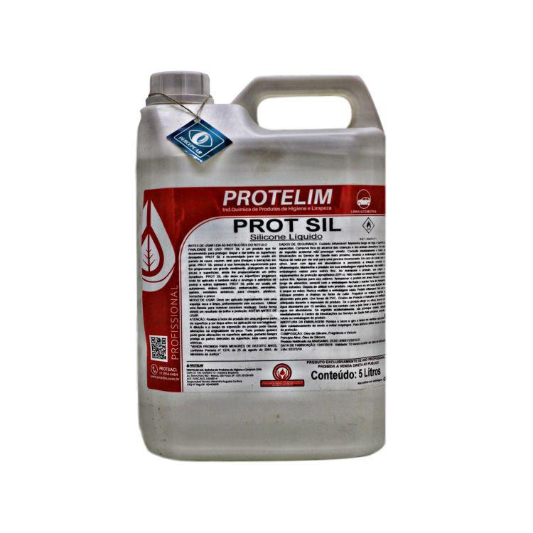 Silicone Líquido Protelim Prot Sil 5L