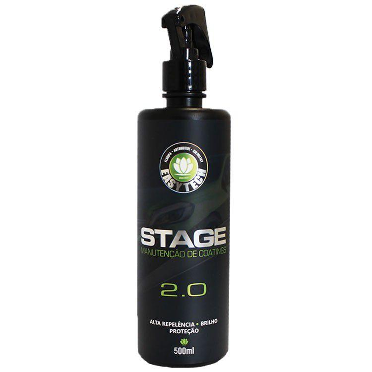 Stage 2.0 Manutenção para vitrificadores - Easytech