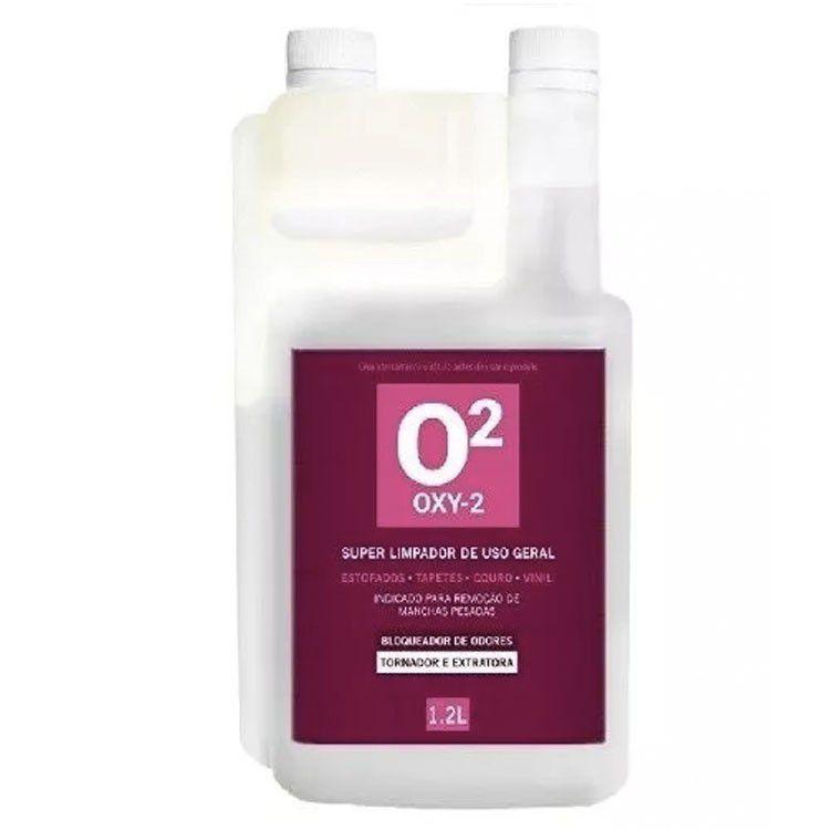Super limpador interno Oxy 2 1,2l - Easytech