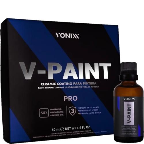 Vitrificador de pintura V-paint 50ml - Vonixx