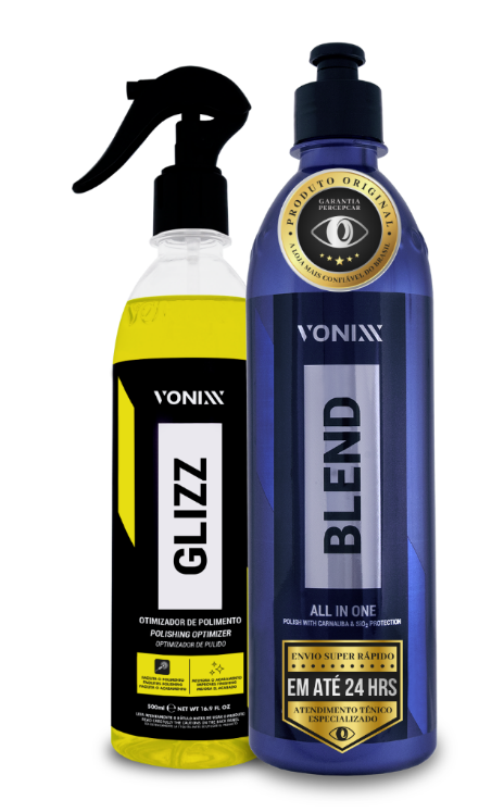 VONIXX BLEND ALL IN ONE + GLIZZ