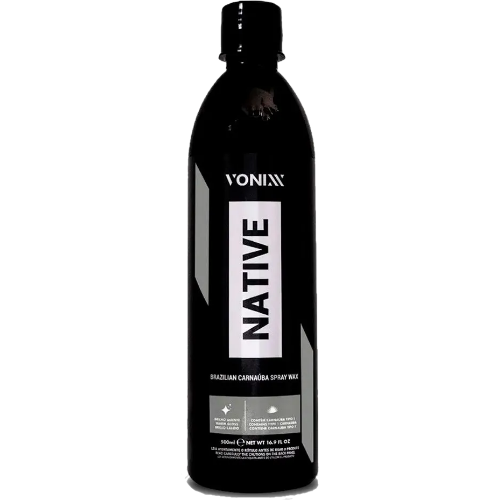 Vonixx Native Spray Wax Cera de Carnaúba 500ml