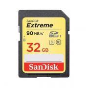 Cartão de memória SDHC32GB EXTREME 90MB/S Sandisk