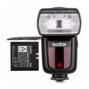 Flash GODOX V860II S P/SONY COM BATERIA