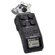 Gravador Digital Portátil ZOOM H6 Handy Recorder