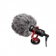 Microfone Direcional Greika VM-01