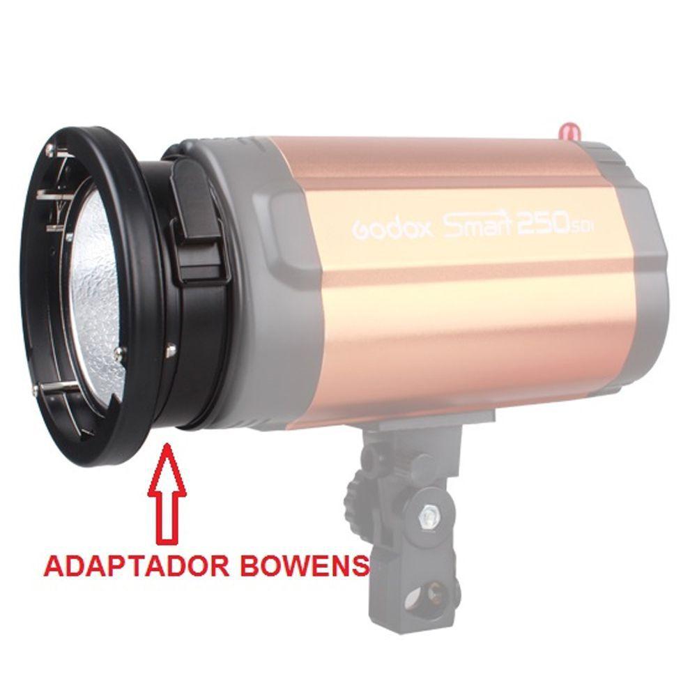 ADAPTADOR BOWENS PARA TOCHA 250DI/K150
