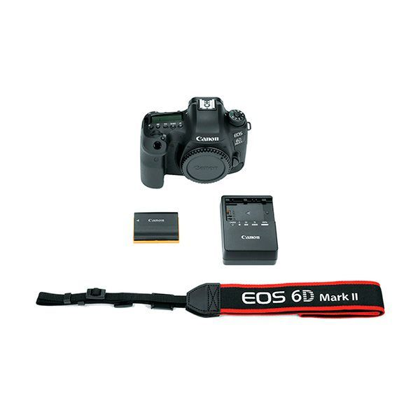Câmera Canon EOS 6D Mark II Corpo