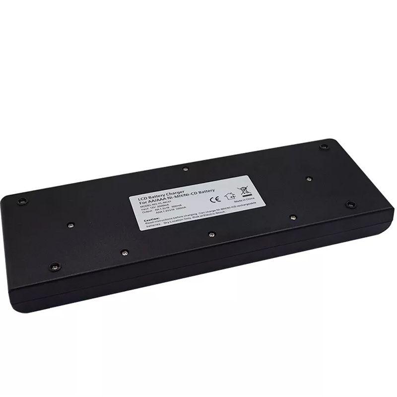 Carregador Palo NC-31 para 16 pilhas com LCD