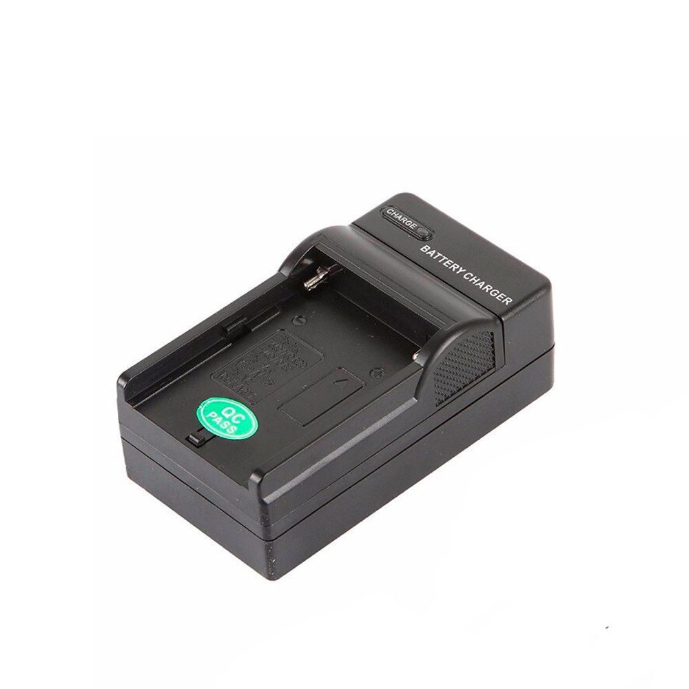 Carregador para bateria tipo Sony F970/F750/F550