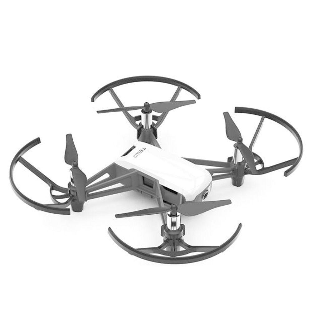 DRONE DJI TELLO BRANCO COMBO 3 BATERIAS
