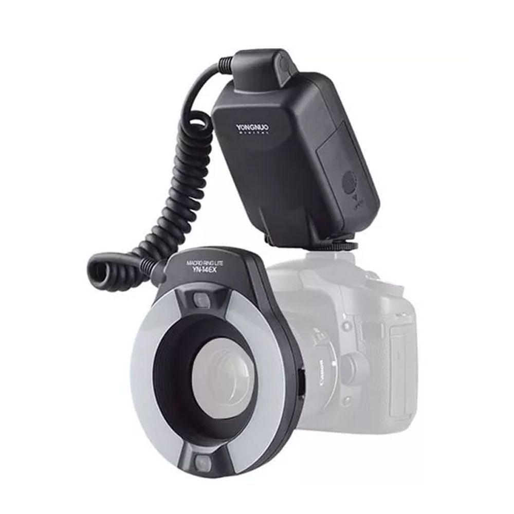 Flash Circular Yongnuo YN-14EX-C Macro Ring para Câmera Canon Yongnuo