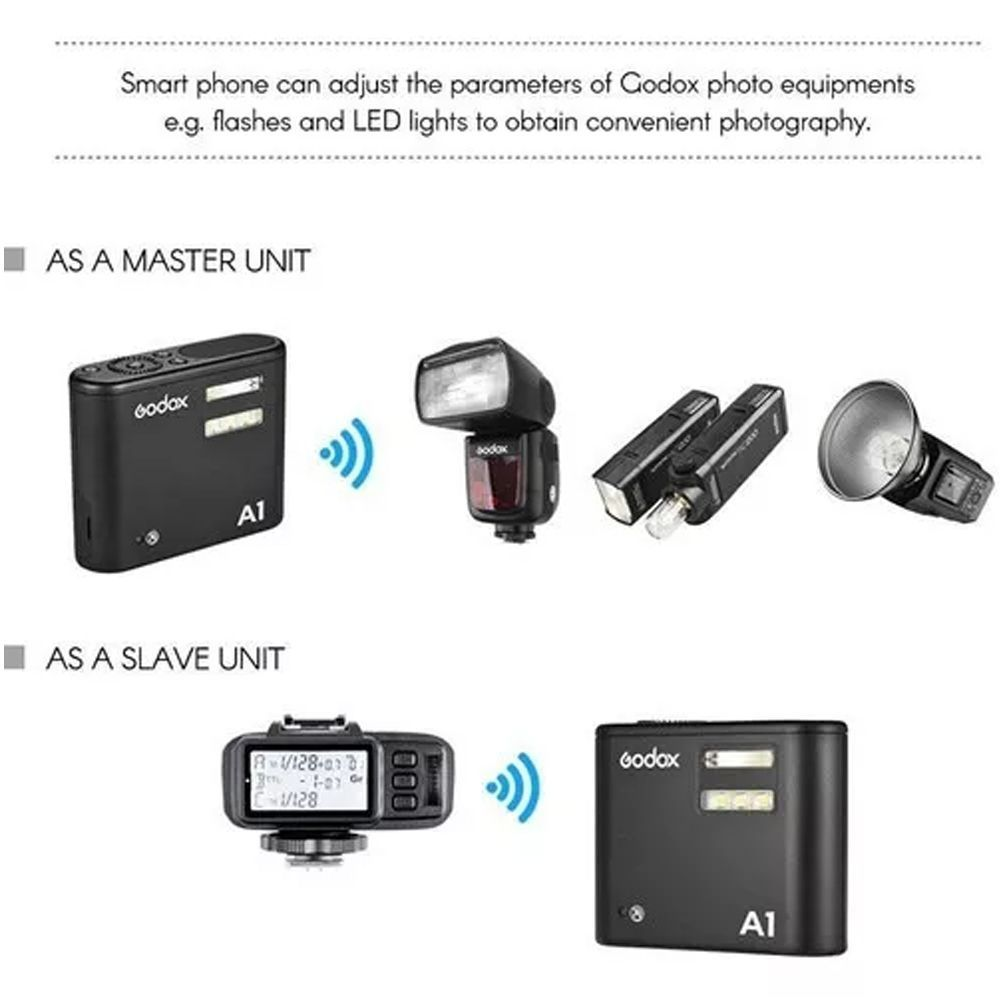 Flash GODOX A1 PARA SMARTPHONES