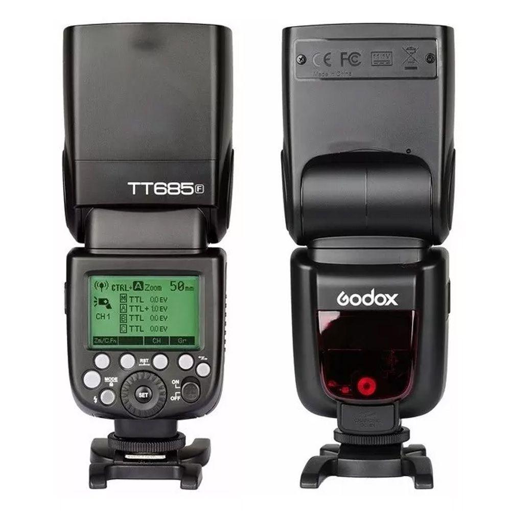 Flash GODOX TT685F P/ FUJI TTL