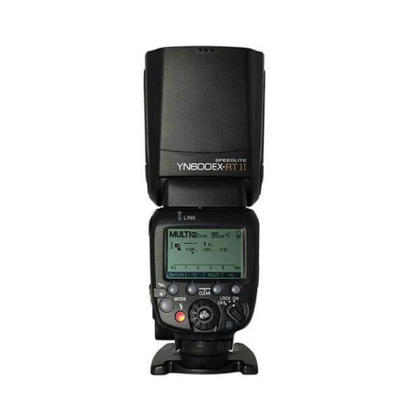 Flash Yongnuo Speedlite YN600EX-RT II