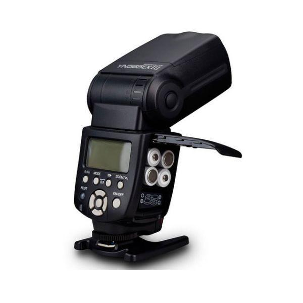 Flash Yongnuo YN565 EXIII para Canon (FUNCIONA COM T100/T7/SL3)