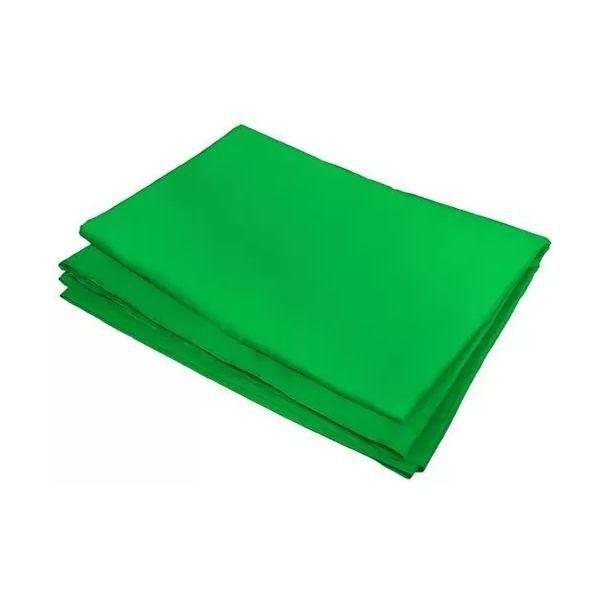 Fundo Infinito Tecido Algodão Verde 3X5m