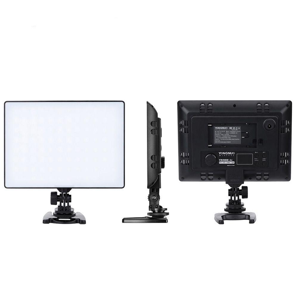 Iluminador de LED Profissional Yongnuo YN300 AIR COM FONTE