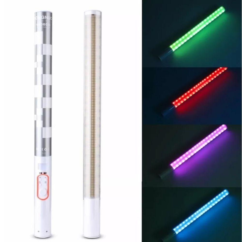 LED ESPADA YN360 II RGB COM BATERIA INTERNA YONGNUO