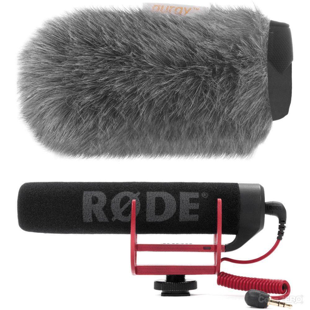 Microfone VideoMic Go RODE