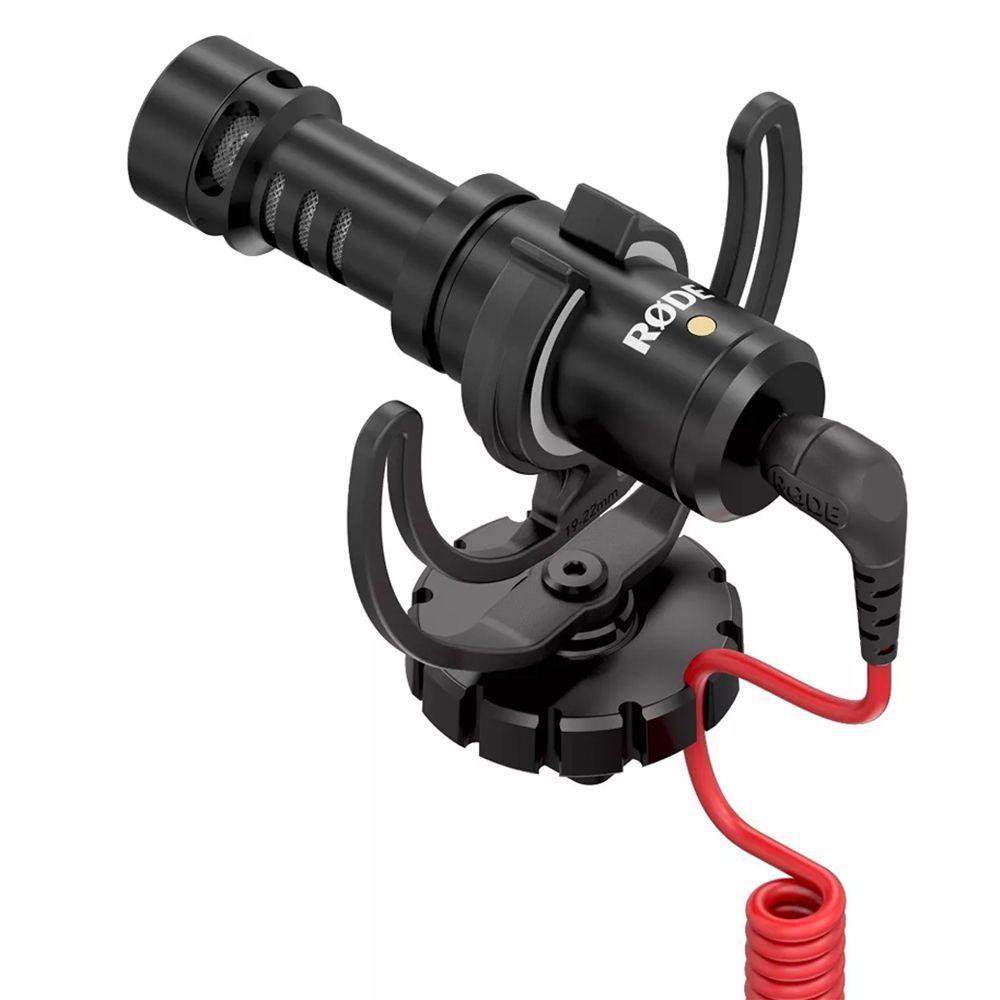 Microfone VideoMicro RODE