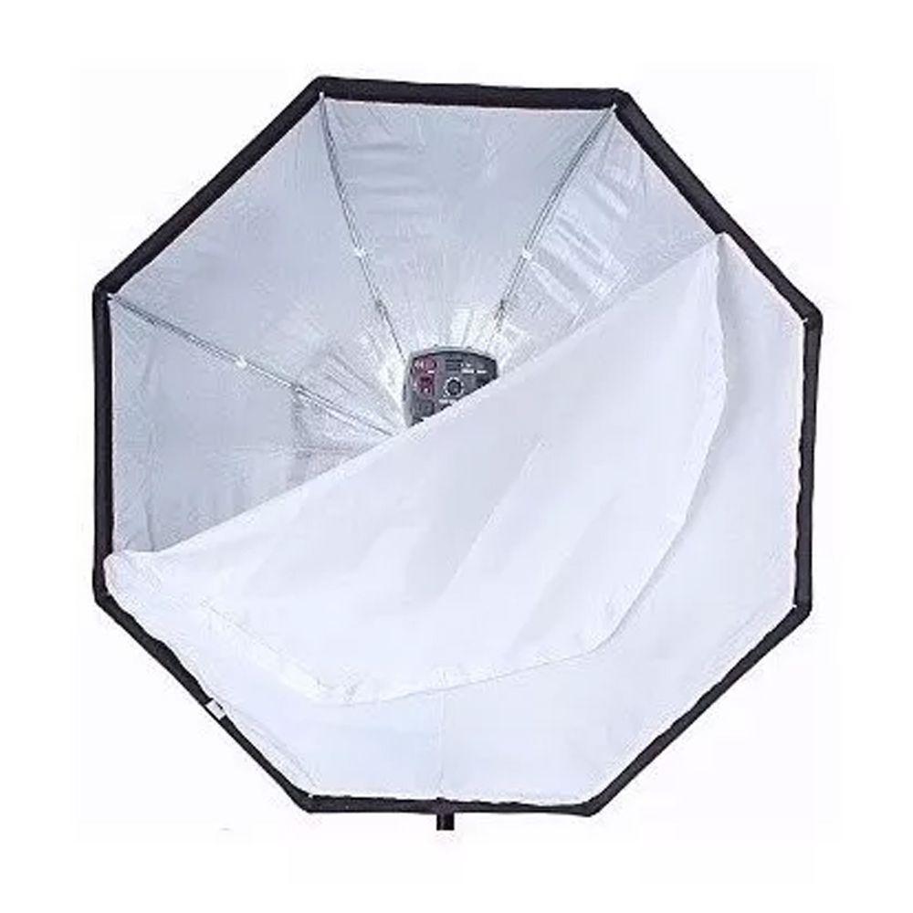 Octabox sombrinha universal 120cm com case  Godox