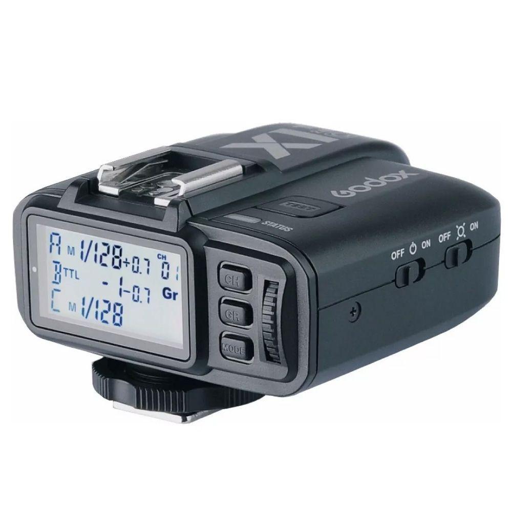 RADIO FLASH GODOX X1c P/CANON