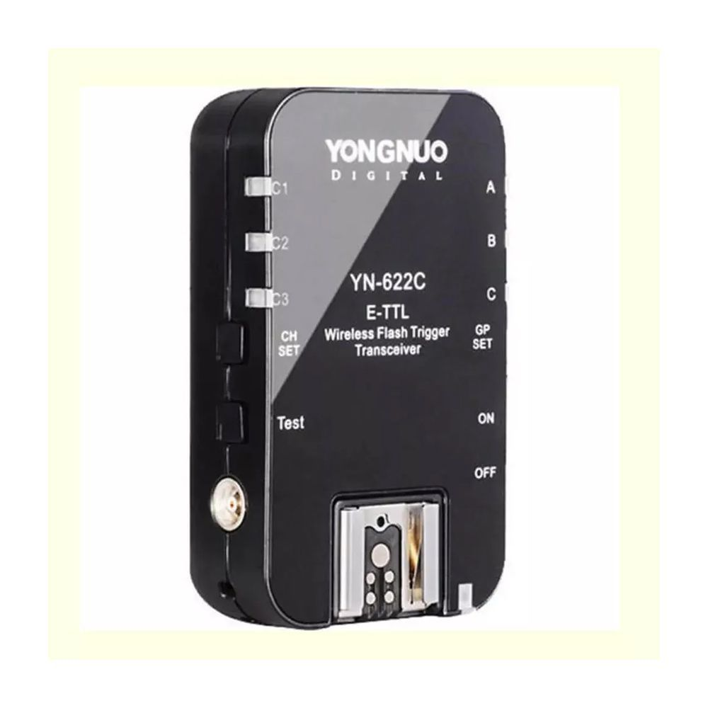 Radio Flash YN622C-KIT TX para CANON Yongnuo