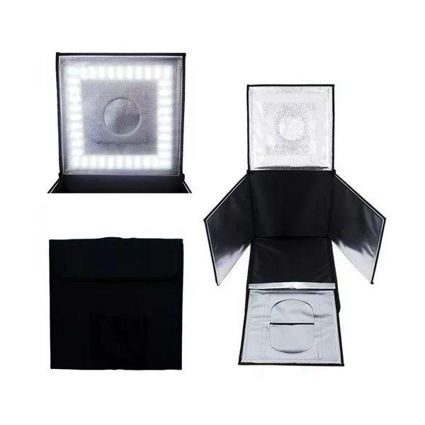 Tenda Led para Iluminação de Produtos 40x40cm Potência 50W Led-440