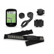 CICLOCOMPUTADOR COM GPS GARMIN EDGE 530 BUNDLE  - PRETO