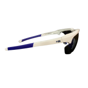 OCULOS DE CICLISMO HB SHIELD COMPAC MOUTAIN - COR - PEARLED WHITE MULTI PURPLE