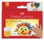 Pintura a dedo Faber Castell