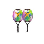 Kit com 2 Raquetes de Beach Tennis Drop Shot Katana - EXCLUSIVA