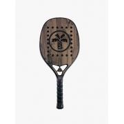 Raquete de Beach Tennis Turquoise Black Death - Vintage
